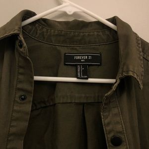 Forever 21 Jackets & Coats - FOREVER 21 JACKET.